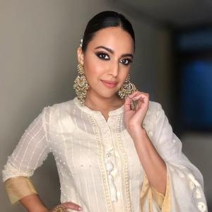 Why is Swara Bhaskar sleeping badly these days?