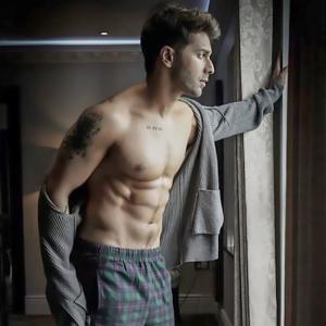PIX: The FABULOUS life of Varun Dhawan!