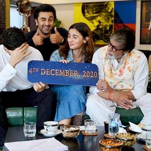 Video: Ranbir-Alia-Amitabh give us Brahmastra
