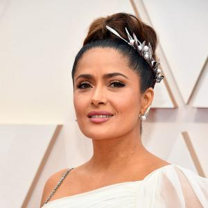 Oscars 2020: Salma Hayek wows on the Red Carpet