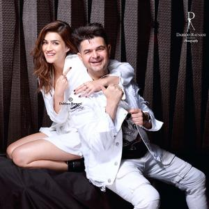 Making AMAZING PICTURES with Dabboo Ratnani!
