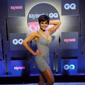 Mandira Bedi's dress is trending. Here's why!