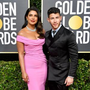 PIX: Priyanka looks WOW at the Globes