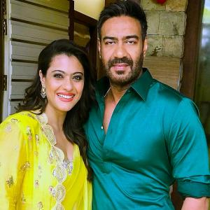 How the Ajay Devgn-Kajol love story played out