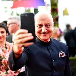 See: Anupam Kher's AMAZING New York Encounters