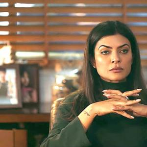 'Everything you see about Sushmita is real'