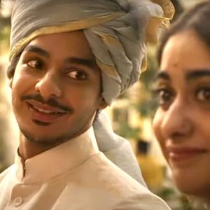 Ishaan romances Tabu in A Suitable Boy trailer