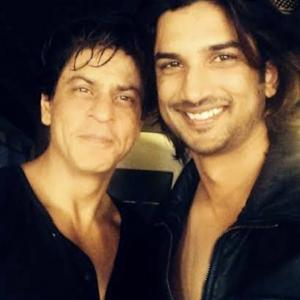 Shah Rukh on Sushant: This is extremely sad