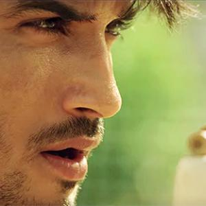 A force, a firefly. Shine on Sushant