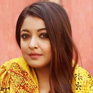 Why Tanushree Dutta is reading the Gita