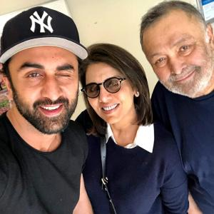 What the Rishi-Ranbir relationship was like