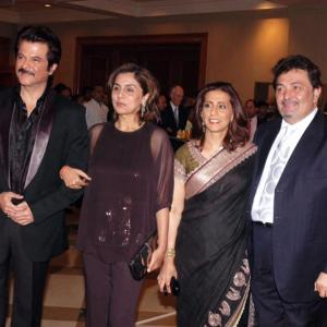 Anil Kapoor pairs up with Neetu Singh!
