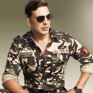 Akshay Kumar's TOP 10 HITS