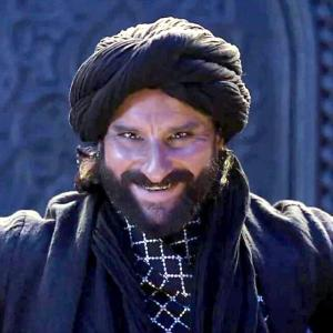 Will Saif be a convincing Ravan? VOTE!
