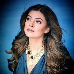 Chin up, says Sushmita Sen
