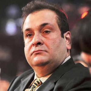 Rishi's brother, Rajiv Kapoor, passes away