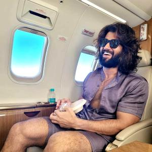 Deverakonda won't make Rajini's mistake!
