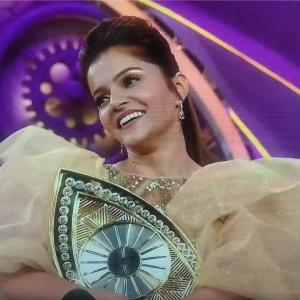 WATCH: Rubina thank fans for her Bigg Boss 14 win