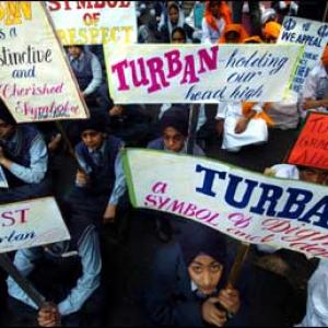 Sikh children face 'Bin Laden' or 'terrorist' abuse in US