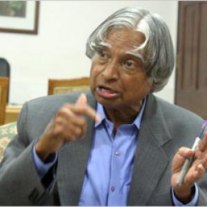 Kalam's 2008 interview: 'Economic prosperity has to reach 700 million people in rural areas'
