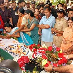 Remembering Major Sandeep Unnikrishnan