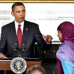 Obama hosts iftaar at White House
