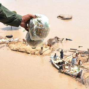 Pak floods, China landslides: Global warming effect?
