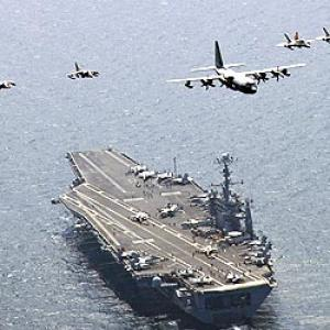 US 'provokes' China; Yellow Sea tense