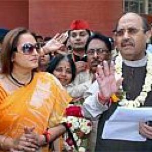 SP expels Amar, Jaya Prada for 'denting image'