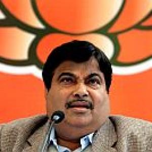 Nitin Gadkari elected unopposed as BJP president