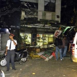 Lull broken, 8 killed in Pune terror blast