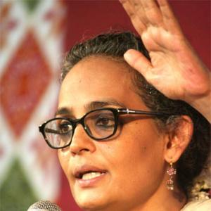 war talk by arundhati roy essay Arundhati roy's 'war talk' is one of the few topical booklets from the chomsky crowd worth reading.