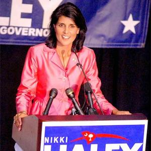 Where it all began for Nikki Haley