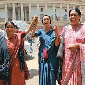 What's the Women's Reservation Bill all about?
