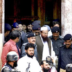 Is JuD chief Hafiz Saeed joining Pak politics?