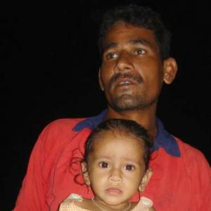 The baby born in a hail of Kasab's bullets