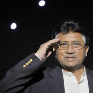 Yes, we trained militants against India: Musharraf
