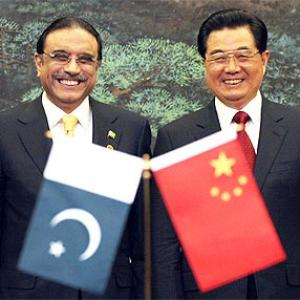 How China is using Pakistan to counter India