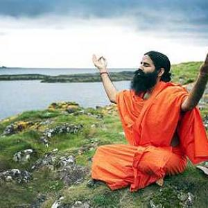 Exclusive: She donated an island to Baba Ramdev