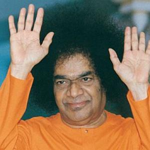 I want to leave early, Sai Baba told Sathyajit' - Rediff com
