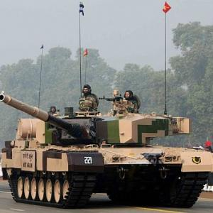 How the Chinese rate India's 'best' tank