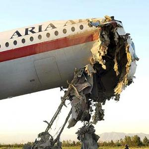 50 most dangerous air crashes in the last 50 years