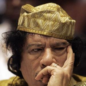 Is this the end of Gaddafi's 42-year regime?