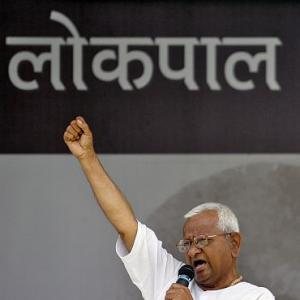 Agree to my 3 demands, will end fast: Anna