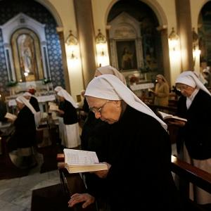 Nuns should go on the pill to fight cancer, says Lancet article