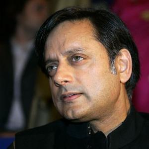 Tharoor cites 'intolerance' in BJP as bill on homosexuality voted out