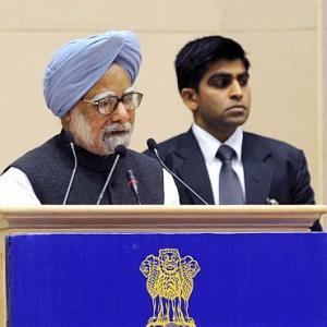 What CMs sought from Manmohan Singh