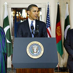 'Obama never nudged India on Kashmir'