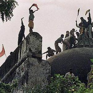 Babri mosque demolition case: A timeline
