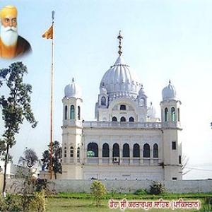 Indo-Pak thaw resurrects sacred Sikh shrine